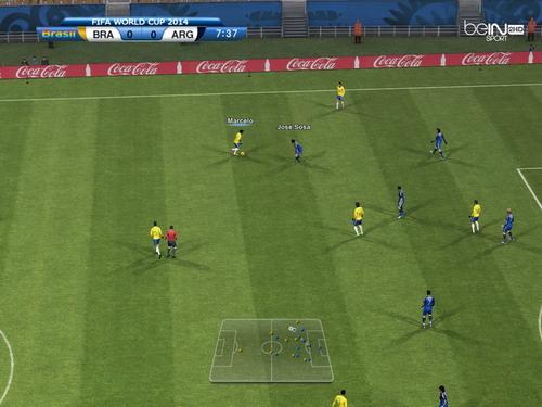 PES 2013 PesEgy World Cup Patch Multi Link Ketuban Jiwa SS3