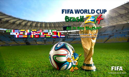 PES 2013 World Cup 2014 Option File Update 28/05/2014 by Cesarnabil