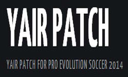 PES 2014 Core GamePlay Patch Version 1.5 by yairpatch Ketuban Jiwa