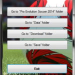 PES 2014 Launcher Version 1.0 by Hichem Tigs