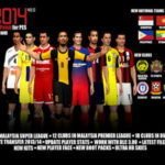 PES 2014 MSL Malaysia Super League Patch Update 3.1+3.2+3.3+3.4