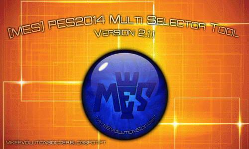 PES 2014 Multi Selector Tool Version 2.1.1 by MikeEvolutionSoccer Ketubanjiwa