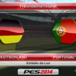 PES 2014 National Teams Wave Glossy Logopack by Ron69
