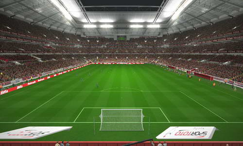 PES 2014 New Update Stadium Pack by Suptortion Ketuban Jiwa