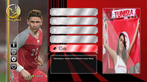 PES 2014 PESSTP Patch v2.0 (Tunisian League) by Tun Makers Ketuban Jiwa SS2