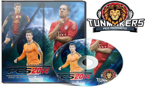 PES 2014 PESSTP Patch v2.0 (Tunisian League) by Tun Makers Ketuban Jiwa