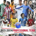 PES 2014 PS2 Professional Team Version French Patch by Makdad