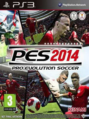 PES 2014 PS3 Update SuperPatch V3 (JB-ODE) Single Link Ketuban Jiwa