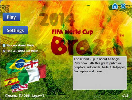 PES 2014 Unofficial World Cup 2014 DLC (Pes-Patch.com 1.2) by Lagun-2 Ketuban Jiwa SS2