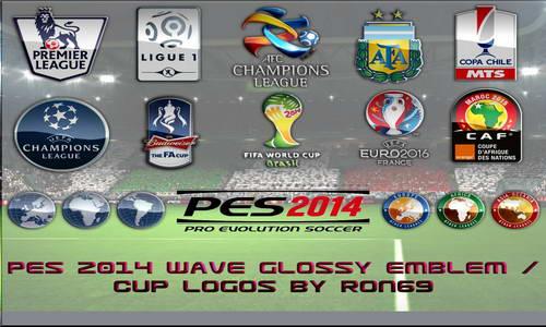 PES 2014 Wave Glossy Emblem/Cup Logos by Ron69 Ketuban Jiwa.jpg