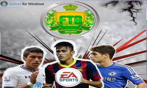FIFA 14 FTB Mod v0.9.7 World Cup 2014 Single Link