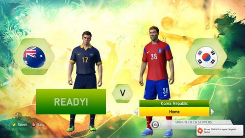 FIFA 14 World Cup 2014 Patch by Fifa-Infinity Single Link Ketuban Jiwa SS1