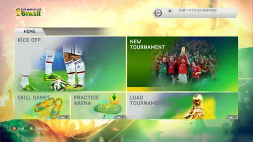 FIFA 14 World Cup 2014 Patch by Fifa-Infinity Single Link Ketuban Jiwa SS3