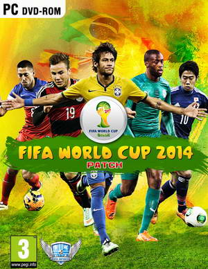 FIFA 14 World Cup 2014 Patch by Fifa-Infinity Single Link Ketuban Jiwa