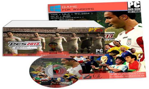PES 2013 PESCity.Com World Cup 2014 Patch Multi Link Ketuban Jiwa
