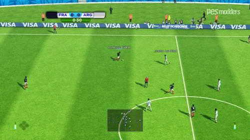 PES 2013 PESModders Patch World Cup 2014 Mega Link Ketuban Jiwa SS3