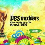 PES 2013 PESModders Patch World Cup 2014 Mega Link