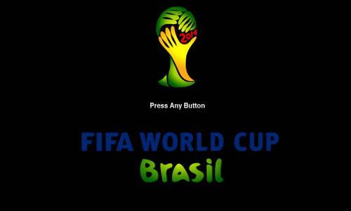 PES 2013 QPES FIFA World Cup Brazil 2014 Mode Single Link Ketuban Jiwa
