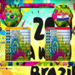 PES 2013 Rizki_2F Patch FIFA World Cup 2014 Edition+Fix