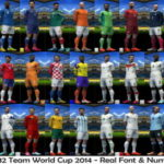 PES 2013 Sun Patch 3.0 WC14 Brazil+Fixed Bugs Multi Link