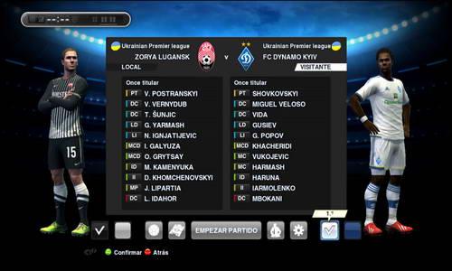PES 2013 Ukrainian Premier League Addon PESEdit 6.0+4.1+5.1 Ketuban Jiwa