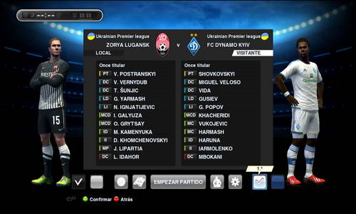 PES 2013 Ukrainian Premier League Addon PESEdit 6.0+4.1+5.1 Ketuban Jiwa