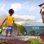 PES 2013 Videos Background FIFA World Cup 2014 by madn11