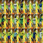 PES 2013 World Cup 2014 All National Team Kits Pack by NS08