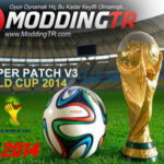 PES 2014 ModdingTR STSL Super Patch v3+World Cup 2014