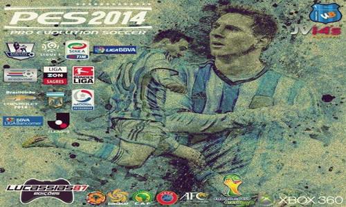 PES 2014 Option File XBOX360 World Cup (21.06.2014) by Lucassias87 Ketuban Jiwa