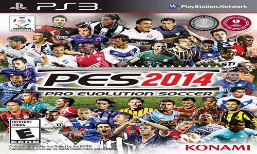 PES 2014 PS3 Data Pack DLC 6.10+Patch 1.13 Multi Link