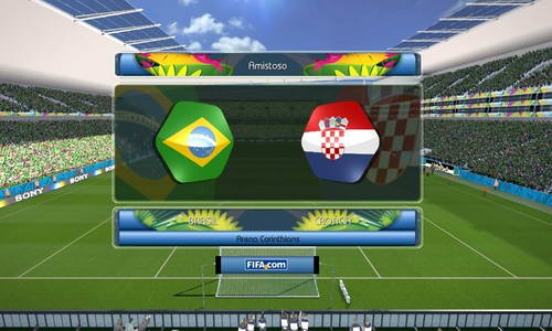 PES 2014 Stadiums Pack World Cup 2014 by The_Kaker