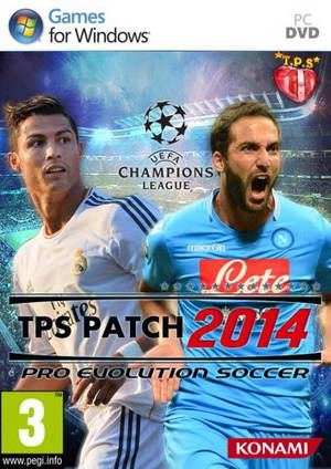 PES 2014 TPS Patch v1.2+Fix dll by Cris-94 Multi Link Ketuban Jiwa