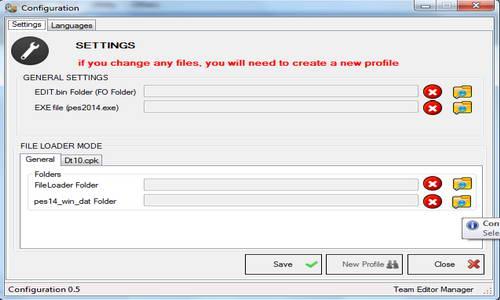 PES 2014 Team Editor Manager 1.2+Video Tutorial by Lagun-2 Ketuban Jiwa