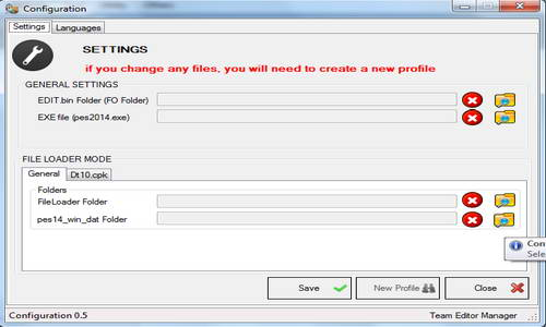 PES 2014 Team Editor Manager 1.2+Video Tutorial by Lagun-2