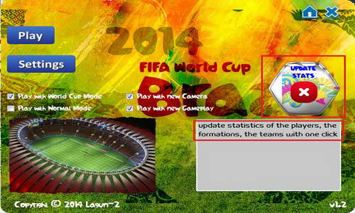 PES 2014 UnOfficial World Cup DLC v1.2 (Pes-Patch.com 1.3) by Lagun-2 Ketuban Jiwa
