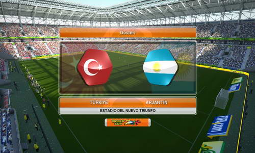 PES 2014 World Cup 2014 Mode v3 by suptortion Multi Link