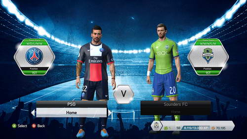FIFA 14 Menu Update Fifa-Infinity Patch by Damien Multi Link Ketuban Jiwa SS2