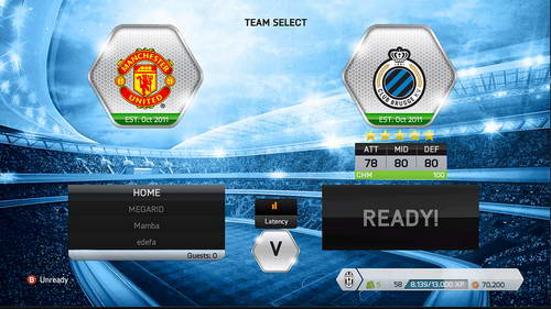 FIFA 14 Menu Update Fifa-Infinity Patch by Damien Multi Link Ketuban Jiwa SS3