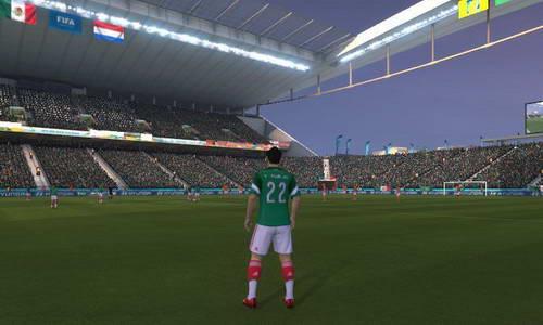 FIFA 14 ModdingWay Mod Update 3.0.0+New Stadiums