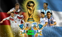 Full Match Germany vs Argentina WC14 Final HDTV Multi Link Ketuban Jiwa