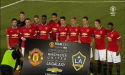 Full Match Manchester United vs LA Galaxy (Friendly) HDTV Multi Link Ketuban Jiwa