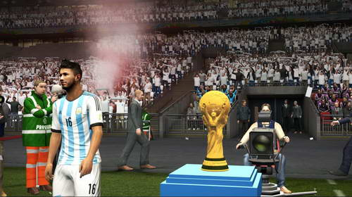 PES 2013 FIFA World Cup 2014 Theme by Nilton1248 Ketuban Jiwa SS1