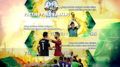 PES 2013 FIFA World Cup 2014 Theme by Nilton1248 Ketuban Jiwa SS2