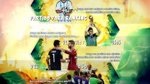 PES 2013 FIFA World Cup 2014 Theme by Nilton1248 Ketuban Jiwa SS2