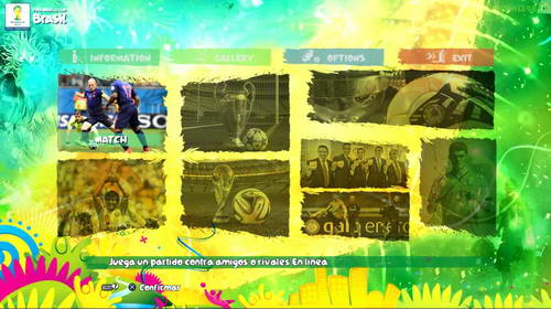 PES 2013 FIFA World Cup 2014 Theme by Nilton1248 Ketuban Jiwa SS3