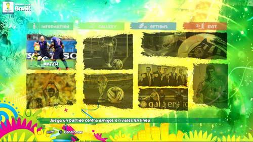 PES 2013 FIFA World Cup 2014 Theme by Nilton1248 Ketuban Jiwa SS3