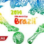 PES 2013 FIFA World Cup 2014 Theme by Nilton1248