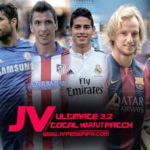 PES 2013 JV Ultimate Total Patch Marfut 3.2 Season 2014/2015