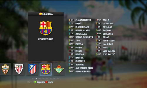 PES 2013 Option File Update 18.07.2014 PESEdit Patch 6.0 by madn11